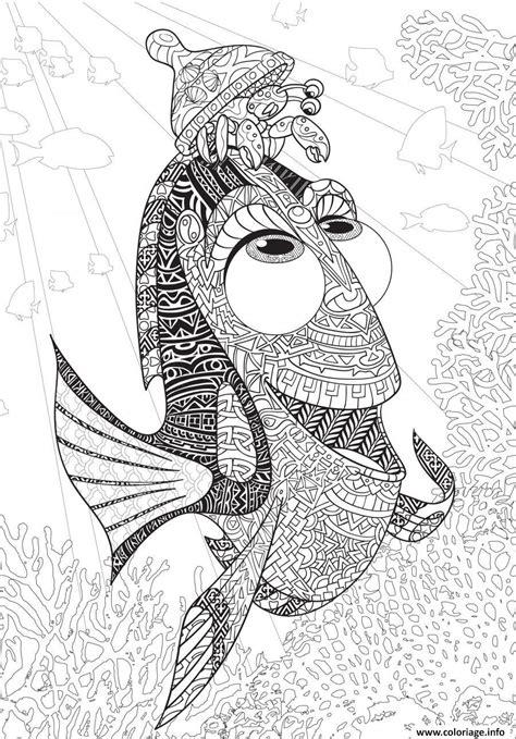 coloriage mandala disney  blog