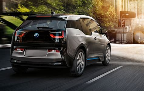 Bmw I3 Sticker by Hov Sticker For Bmw I3 With Range Extender Still