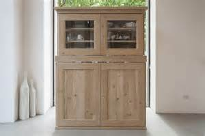 Shabby Chic Kitchen Design una credenza in cucina ambiente cucina