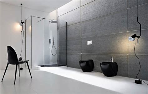 minimalist bathroom design ideas black white minimalist bathroom design decorating modern
