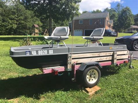 boats for sale lynchburg va 2014 bass pro pond prowler 650 madison heights