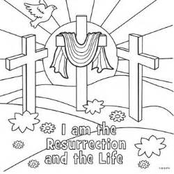 resurrection coloring pages 919 best images about bible coloring pages on