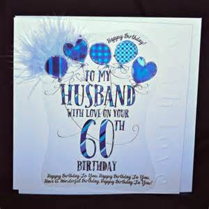 special handmade birthday cards for husband