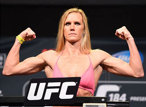Liv Weighs In by Holm Official Ufc 174 Fighter Profile Ufc