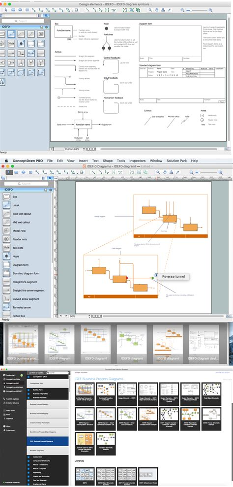 visio documents idef0 visio