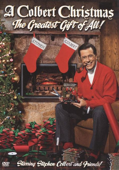 a colbert christmas the greatest gift of all dvd
