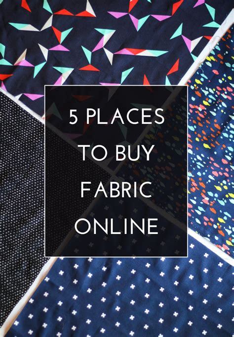 where to buy fabric online the crafted life