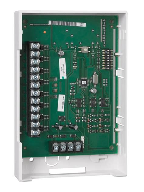 honeywell   zone wired expansion module alarm grid