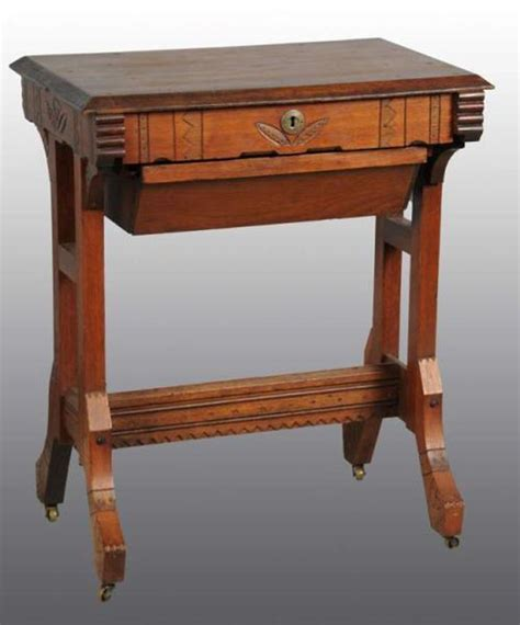 identifying eastlake furniture from the era