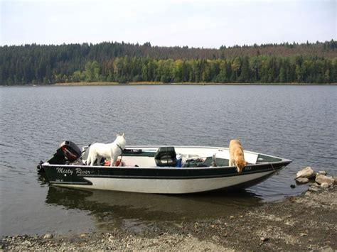 boat supplies kamloops badger lake bb2