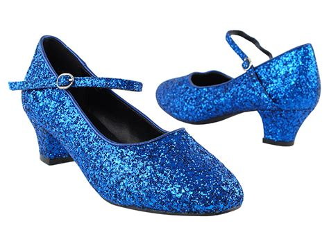 blue sparkle shoes sera9001dtw blue sparkle