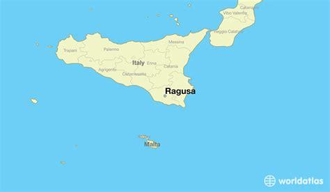 ragusa sicily map where is ragusa italy ragusa sicily map worldatlas