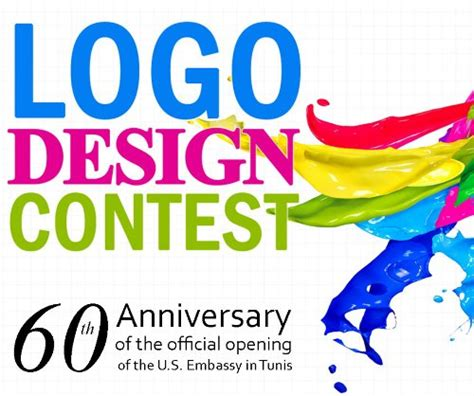 logo contest logo design contest to celebrate the 60th anniversary of