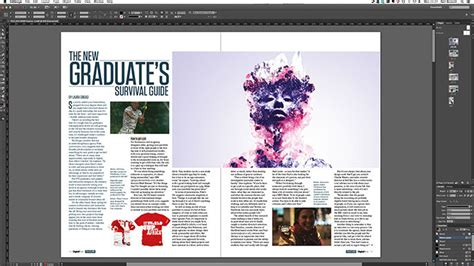 indesign software tutorial indesign cc review review digital arts