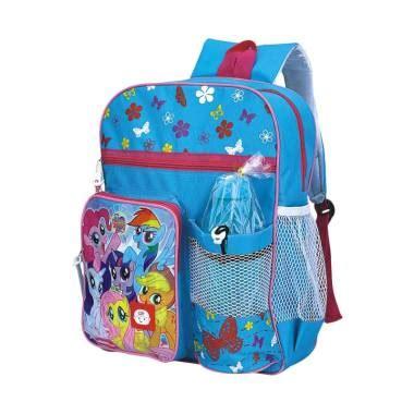 Tas Ransel Backpack Punggung Perempuan Wanita Cewek Raindoz Rcs 063 jual catenzo jr cai023 rainbow pony tas sekolah anak perempuan harga kualitas