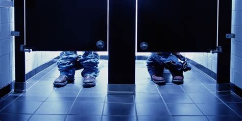 Explodes In Bathroom Stall by 10 Things That Happen With Every While