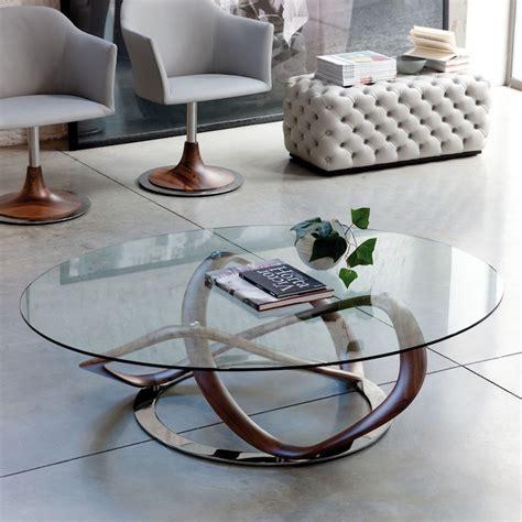 Table Basse Verre Et Métal by Table Basse Ronde Guide Des Mat 233 Riaux Couleurs Et Mod 232 Les