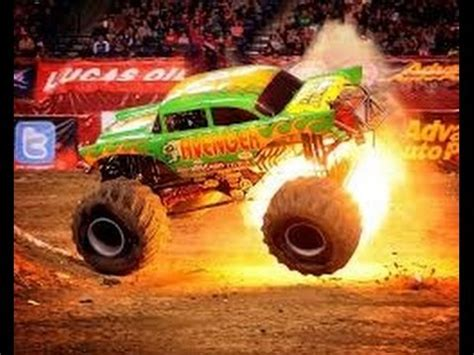 youtube videos of monster trucks monster truck para ni 241 os videos monster trucks games