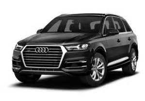 2017 audi q5 black 200 interior and exterior images