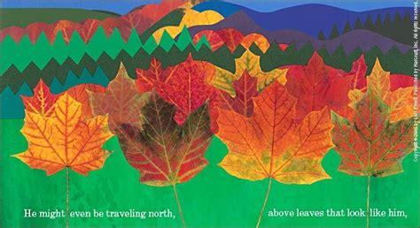 leaf man ala notable quot leaf man quot by lois ehlert illustration