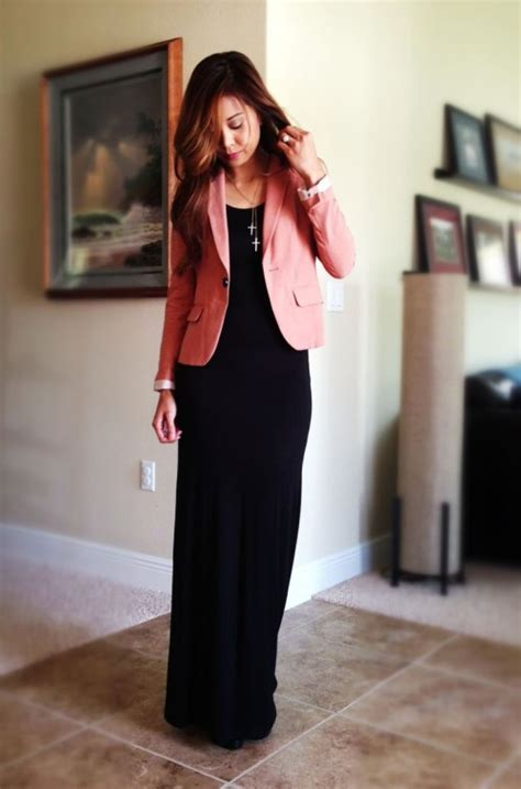 corporate ideas with maxi dresses