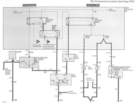 bmw e39 wiring diagrams lights wiring diagrams repair