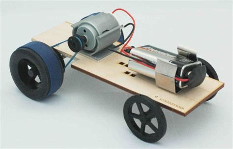 Electric Motor Car Physics Project Science Projects For Class 11 Working Model Kidder