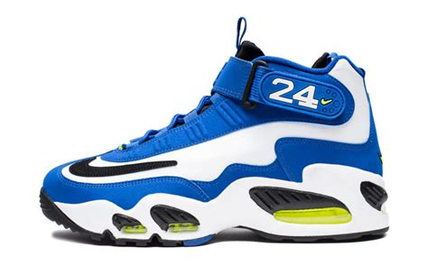 griffey shoes for nike air griffey max 1 white royal volt black sole collector