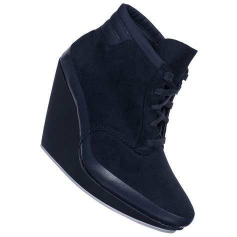 Adidas Boots 39 43 adidas slvr wedge damen schuhe leder sneaker 36 37 38 39 40 41 42 43 pumps keil ebay