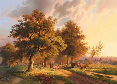 Nature Paintings secret garden 183 168 168 nature paintings by daniel