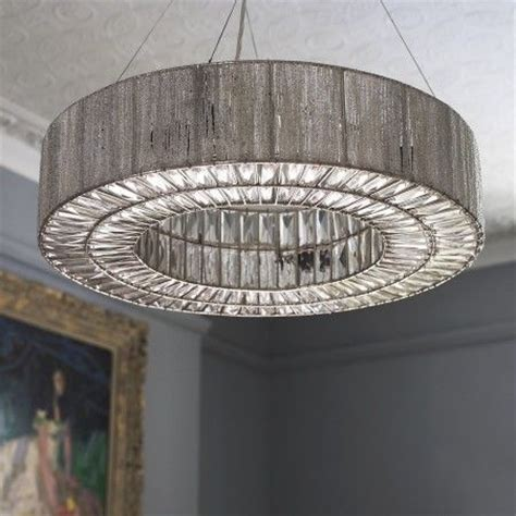 statement lighting silver ring statement ceiling light ctd project silver rings ceilings and lights