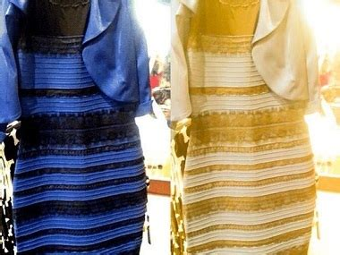 Two Terrible Black Dresses Two Different Places by Finally Mystery The Viral White Blue Gold Black