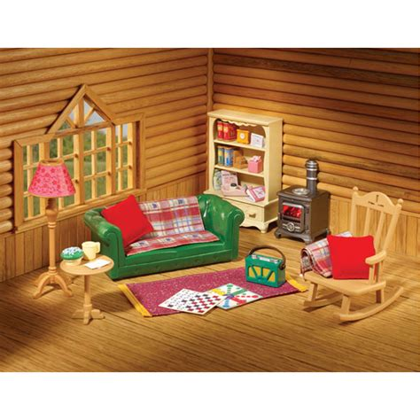 Sylvanian Families Living Room by Cosy Living Room Furniture From Sylvanian Families Wwsm