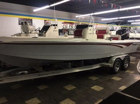 ranger boats center console ranger center console boats for sale boats