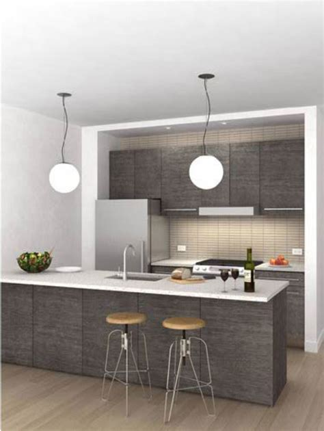 kitchen design grey small condo kitchen interior design