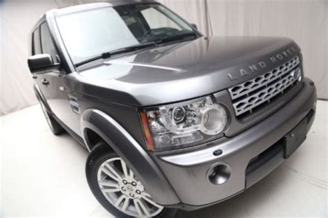 land rover financing new bedford buy used we finance 2011 land rover lr4 hse awd power