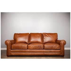 sofa cognac harrington leather sofa cognac home interior data 2