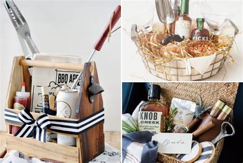 diy gift basket ideas for everyone on your list 11 best gift basket ideas for him