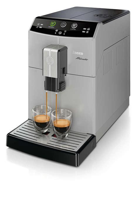 koffiemachine saeco minuto minuto kaffeevollautomat hd8760 11 saeco
