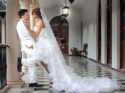 alejandra espinoza wedding pictures the world s catalog of ideas