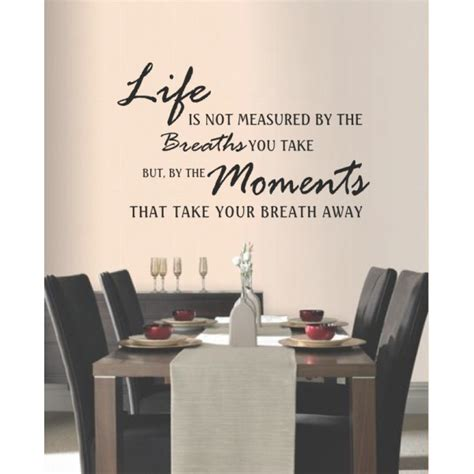 dining room wall quotes dining room wall art quotes design ideas 2017 2018