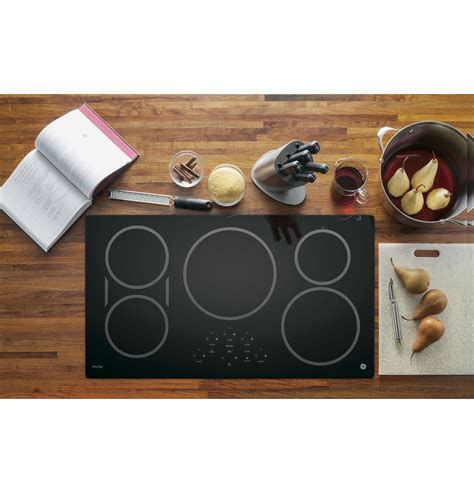 Ge 36 Induction Cooktop ge php9036djbb profile series 36 quot induction cooktop