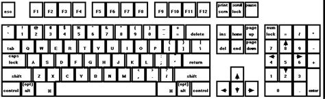 Drawing Keyboard by Computer Keyboard Mouse Pencil And In Color