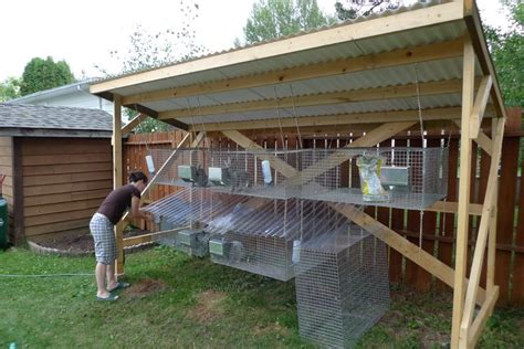 Build Your Own Rabbit Hutch Plans build your own rabbit hutch plans woodworking projects plans