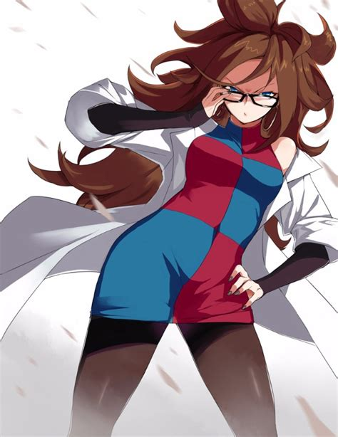 ecchi android the is obsessing s android 21