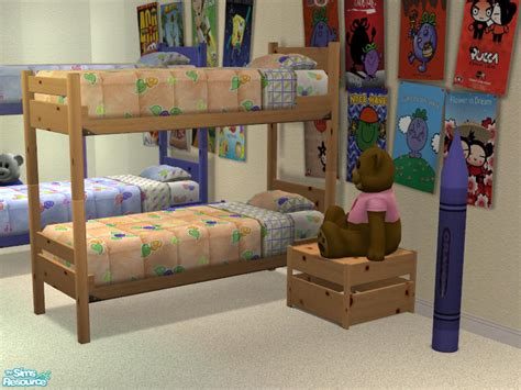 sims 2 bunk beds sims 2 bunk beds 301 moved permanently mod the sims