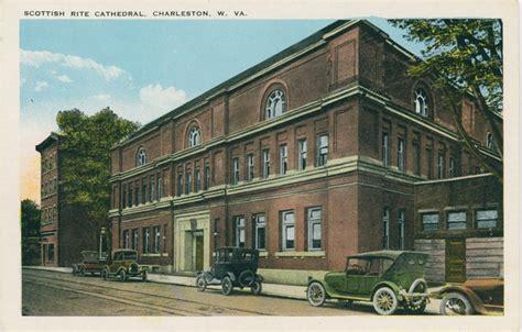 e wv exhibit charleston history through postcards