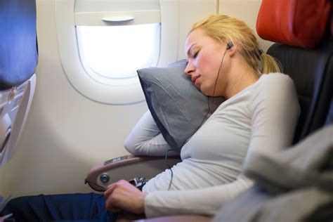 comfortable earbuds for sleeping long haul flight survival tips