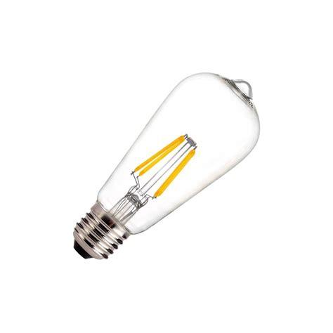 applique exterieur led 1759 oule led e27 dimmable filament lemon st58 5 5w ledkia