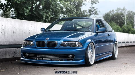 Bmw E46 330ci by Bmw E46 Charged 330ci Blueblood By Santino Raceism